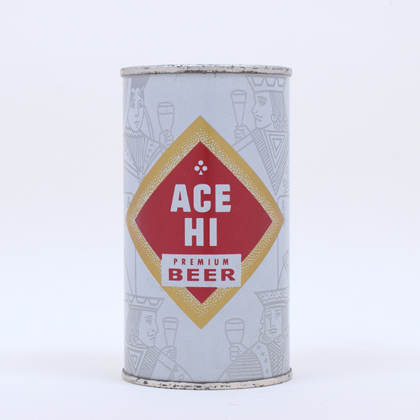 Ace Hi Beer Flat Top Enamel 28-18