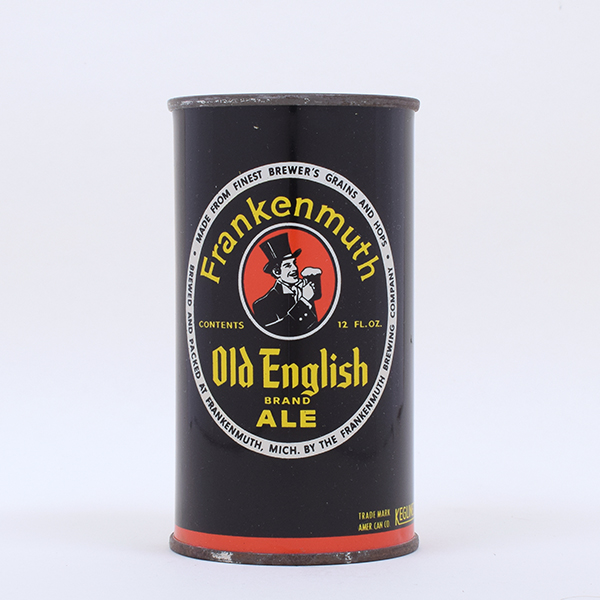 Frankenmuth Old English Ale Flat Top 66-23