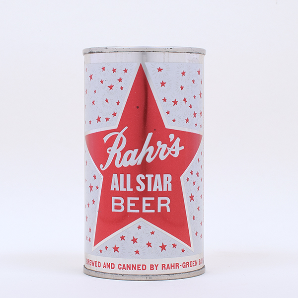Rahrs All Star Beer Flat Top STRONG 117-21