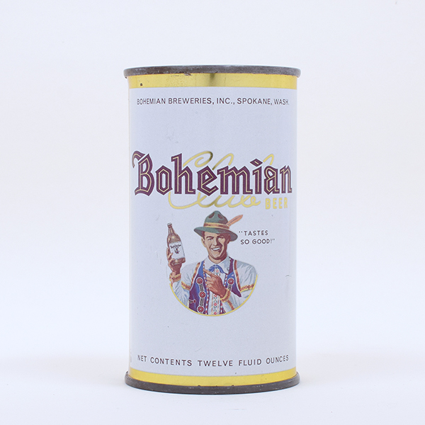 Bohemian Club Beer Flat Top 40-28