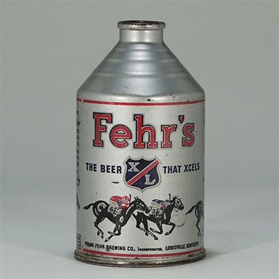 Fehrs XL KY Derby Crowntainer 193-23