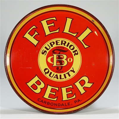 Fell Superior Quality Beer Serving Tray
