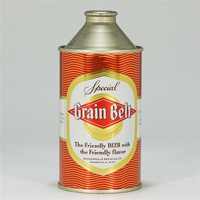 Grain Belt Cone Top Beer Can 167-19