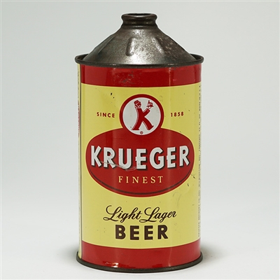 Krueger Light Lager Beer Quart 213-9