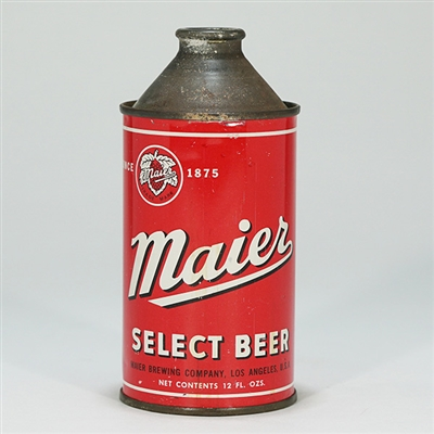Maier Select Beer Cone 173-12