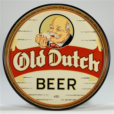 Old Dutch Beer Eagle Brewing Tray