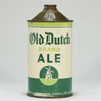 Old Dutch Brand Ale Quart 215-17