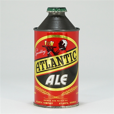 Atlantic Ale Cone Top Can 150-24