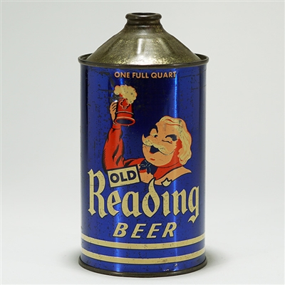 Old Reading Beer Quart Cone 216-6
