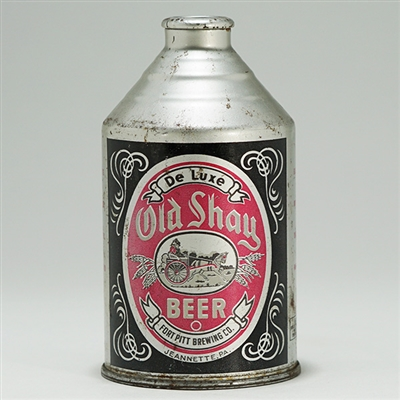 Old Shay Beer Crowntainer 197-27