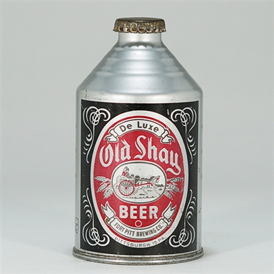 Old Shay Beer Crowntainer 197-28