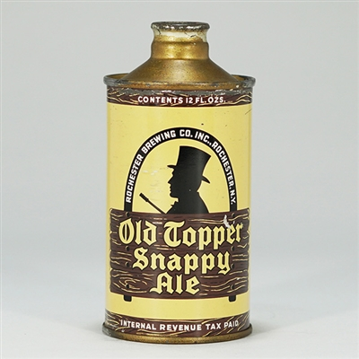 Old Topper Snappy Ale J-Spout 178-6