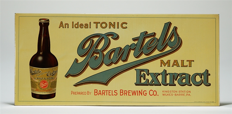 Bartels Malt Extract TOC Sign -CLEAN-