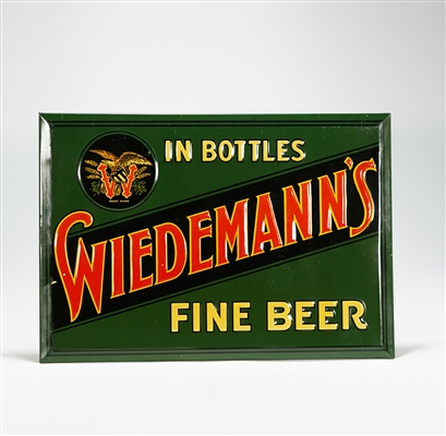 Wiedemanns Fine Beer In Bottles TOC