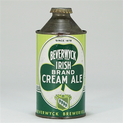 Beverwyck Irish Brand Cream Ale 152-6