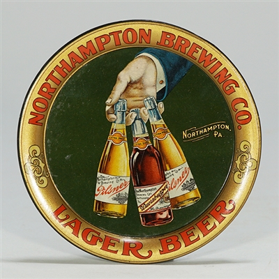 Northampton Brewing Lager Beer Tip Tray