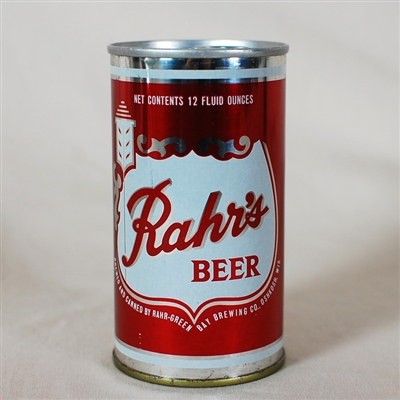 Rahrs Beer Pull Ring Can 111-19