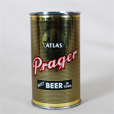 Atlas Prager Beer Flat Top 32-21