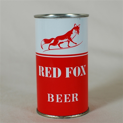 Red Fox Beer Flat Top 119-21
