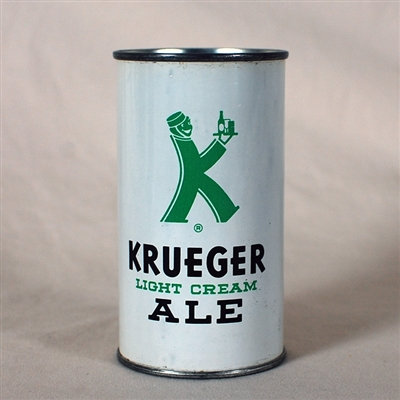 Krueger Light Cream Ale Flat Top 89-36