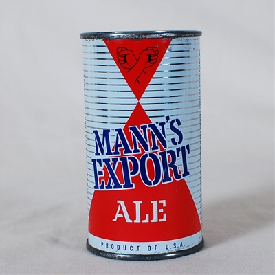 Manns Export Ale Flat Top 94-33