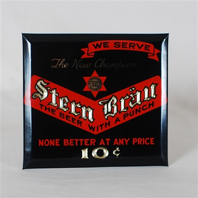 Stern Brau TOC Sign