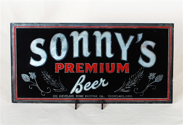 Sonnys Premium Beer ROG Sign