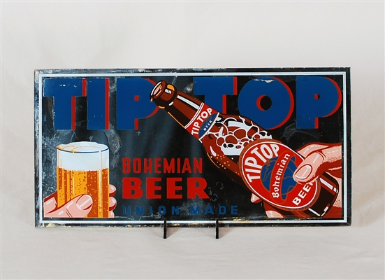Tip Top Bohemian Beer ROG Sign