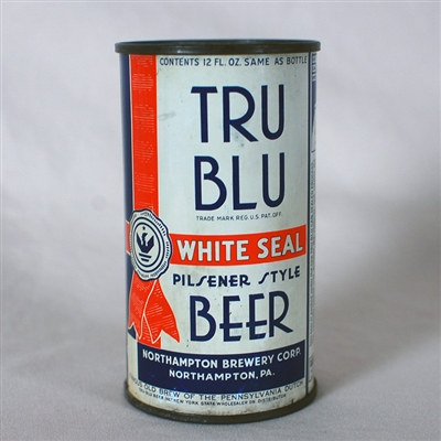 Tru Blu White Seal Instructional