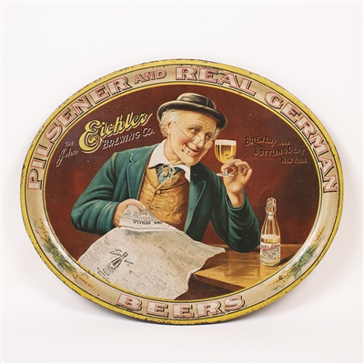 Eichler Brewing Real German Beer Tray