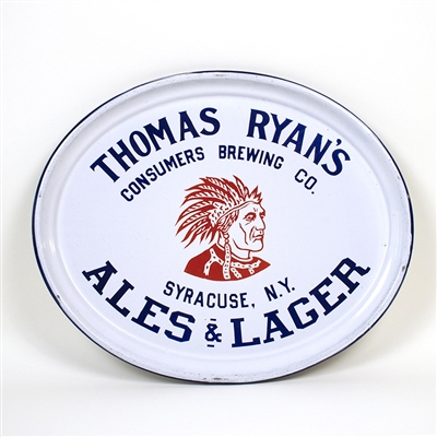 Thomas Ryans Consumers Indian Head Tray