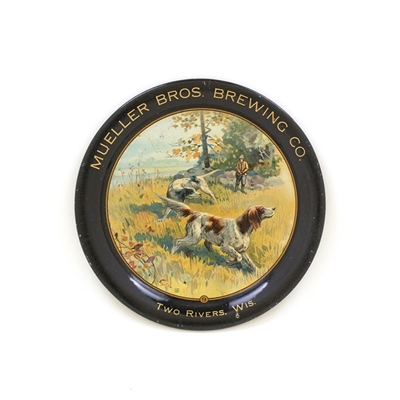 Mueller Bros Brewing Hunting Tip Tray