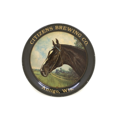 Citizens Brewing Horse Tip Tray