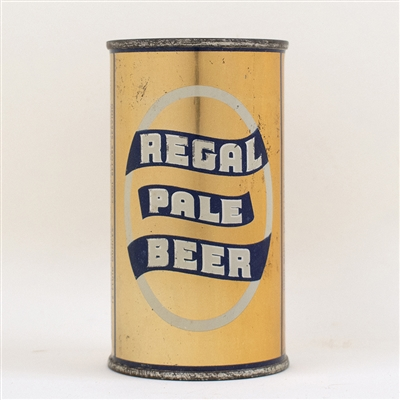 Regal Pale Beer Flat Top Can Vanity Lid