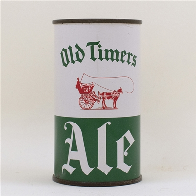 Old Timers Ale Cleveland Sandusky Flat Top Can