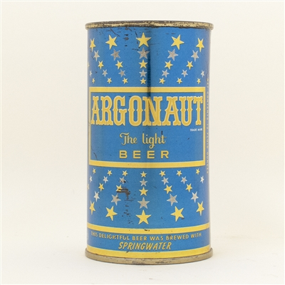 Argonaut Beer Flat Top Can