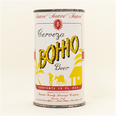 Bohio Beer Camden Flat Top Can