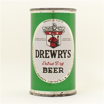 Drewrys Beer Sports Series Set Flat Top Can