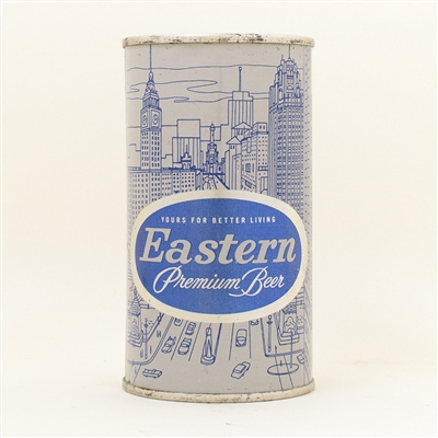 Eastern Premium Beer Flat Top Can