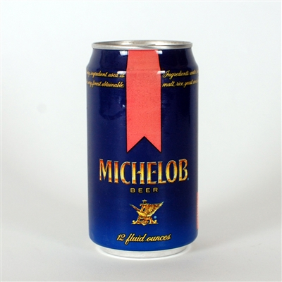 Michelob Blue Test Can