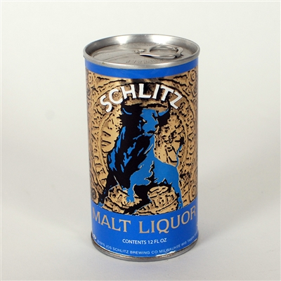 Schlitz Malt Liquor Test Can