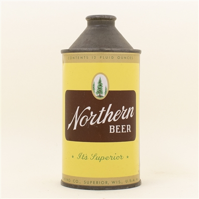 Northen Beer Cone Top Can