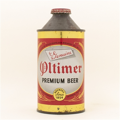 Oltimer Beer Cone Top Can