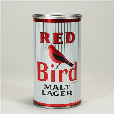 Red Bird Malt Lager Beer Can