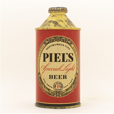 Piels Beer High Profile Cone Top Can