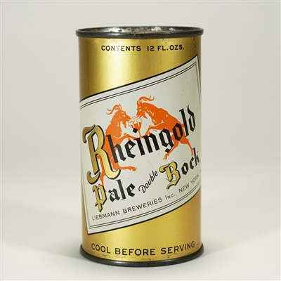 Rheingold PALE DOUBLE BOCK Beer Can