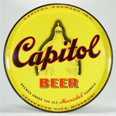 Capitol Brewery Beer Tray