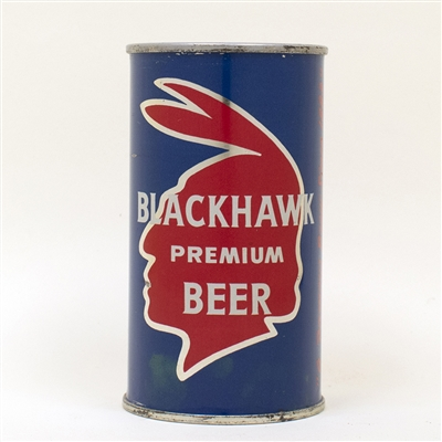 Blackhawk Flat Top Beer Can Indian