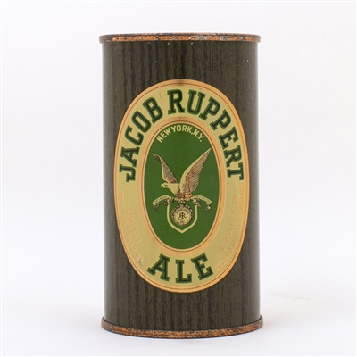 Jacob Ruppert Ale Flat Top Can