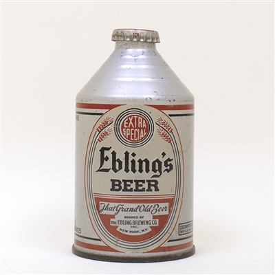Eblings Beer Crowntainer 193-10 SLEEPER
